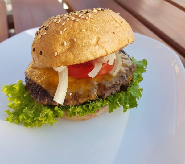 Dublin Burger